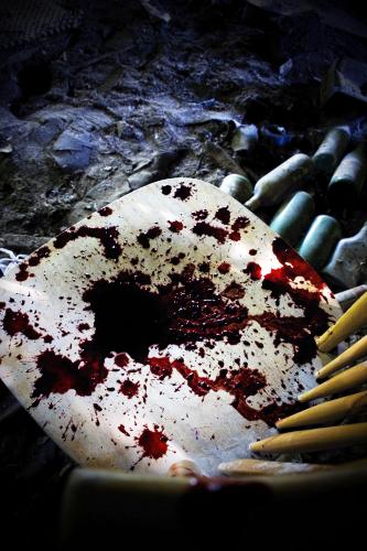 Blut im stuhl